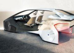Яким буде інтер'єр майбутніх моделей BMW (Фото)