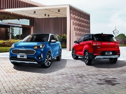 KIA створює новий кросовер – конкурента Nissan Juke