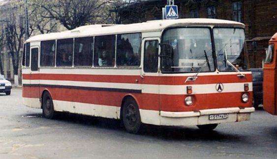 Цього дня з воріт Львівського автобусного заводу виїхав у світ перший «ЛАЗ-699» (Фото)