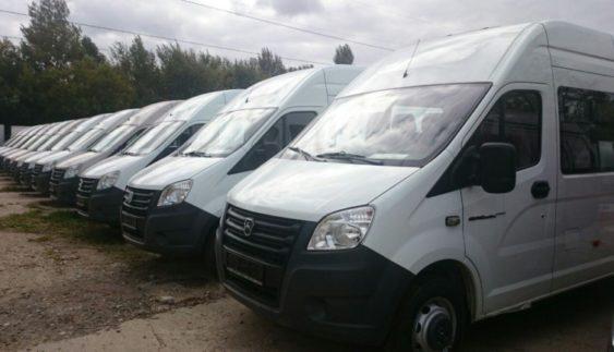 Прокат вантажного і комерційного автотранспорту