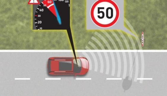 Допустиме перевищення швидкості на 20 км/год може стати незаконним