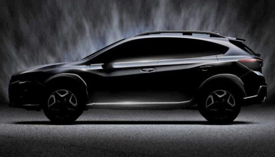 Новий кросовер Subaru: перший тизер