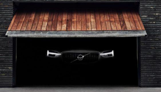 Volvo показала зображення нового кросовера XC60