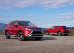 Новий кросовер Mitsubishi: перші офіційні фото