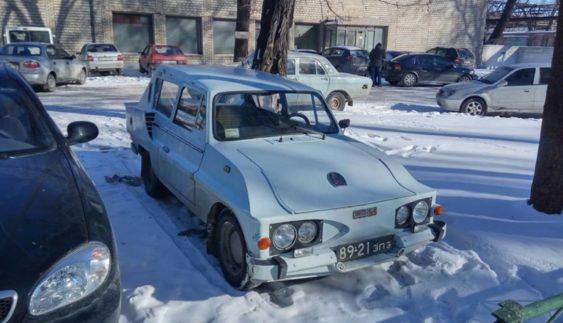 В Україні засвітився невідомий концепт-кар ЗАЗ (Фото)