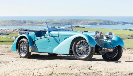 Продан Bugatti за 10 млн долларов. И это не Chiron