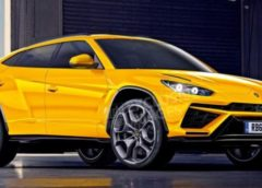 Суперкросовер Lamborghini Urus очікується вже в цьому році