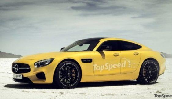 Mercedes представить на автошоу в Женеві новий концепт