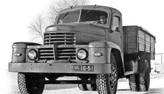 Раритет з Дніпропетровська: вантажівка ДАЗ-150 «Українець» (Фото)
