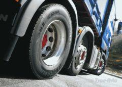 Вибір і покупка шин для вантажних автомобілів