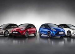 Toyota обновила хетчбек Yaris