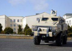 Представлено нову бронемашину, що відповідає стандартам НАТО (Фото)