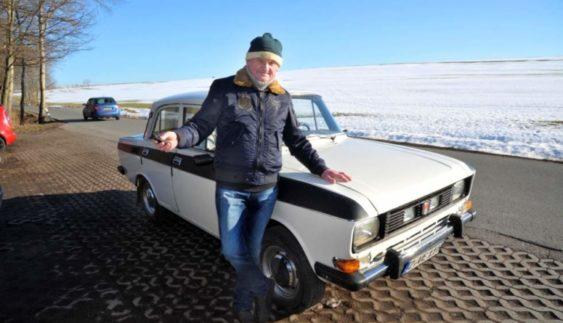 Неймовірно, але факт: як виглядає «Москвич», який пробіг більше 1 млн км (Фото)