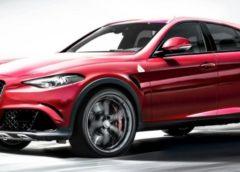 Alfa Romeo анонсував вихід нової моделі кросовера Stelvio