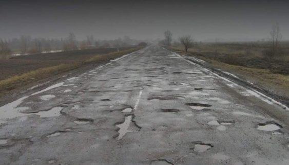 В Україні можуть ввести кримінальну відповідальність за ями на дорогах
