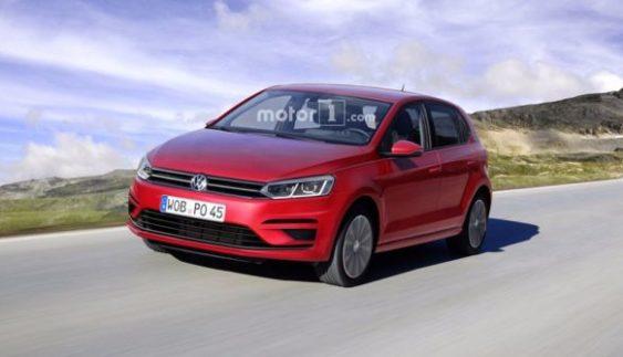 У Мережі опубліковано зображення нового Volkswagen Polo 2018