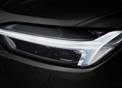 Volvo XC60 нового покоління показали на офіційних фото