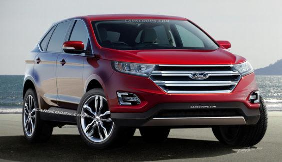 Ford готується до прем'єри кросовера Focus CUV