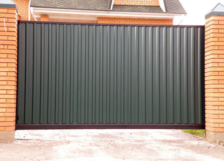 Современные гаражные ворота – сочетание практичности и эстетичности