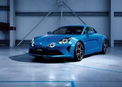 Renault офіційно розсекретила нове спортивне купе Alpine A110