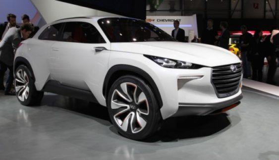Hyundai представить новий кросовер