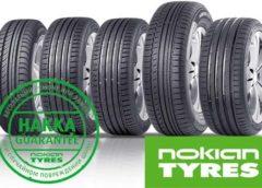 Два сильных бренда Michelin и Nokian – разнообразие автомобильной резины для лета и зимы