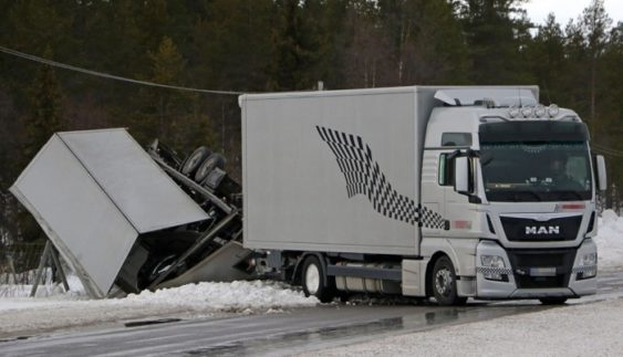 Вітер знищив унікальні прототипи Porshe (Фото)
