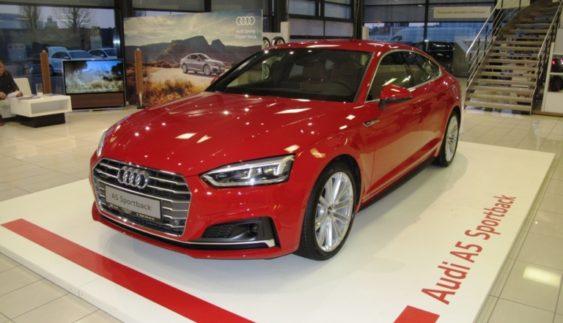 В Україні офіційно представлений новий Audi Q5 (Фото)