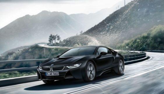 BMW готує спеціальну версію i8