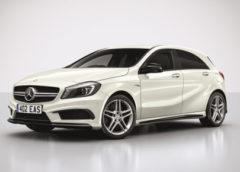 З'явилася свіжа інформація про нові Mercedes A-Class