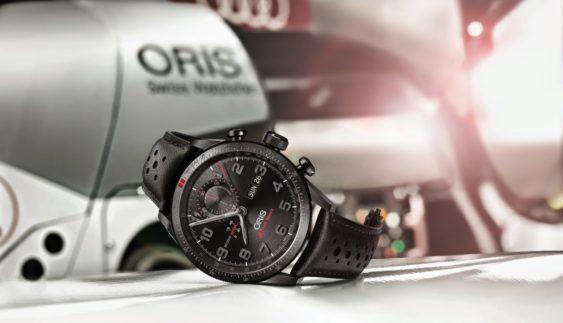 Еще определены не все из 2 000 владельцев часов Oris Audi Sport Limited II