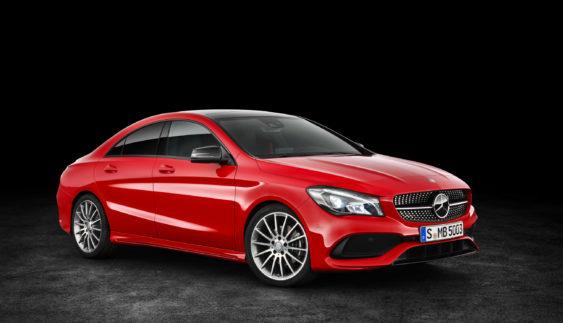 Mercedes обновил «недорогие» модели