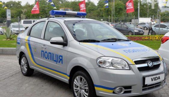 Поліцейські отримають нові автомобілі ЗАЗ (Фото)