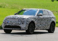 Гібридний Range Rover отримає новий привід