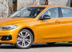 BMW починає продажі компактного седана 1-Series