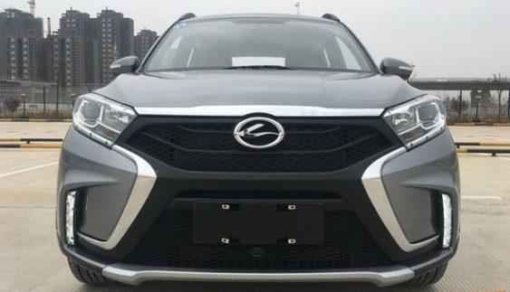 Китайський «клон» Lada Xray «шокував всіх» (Фото)