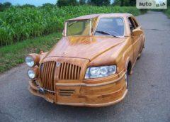 В Україні виставили на продаж неповторний кабріолет ручної роботи (Фото)