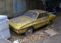 Виявлено фантастичне купе ЗАЗ, про яке ніхто не чув (Фото)