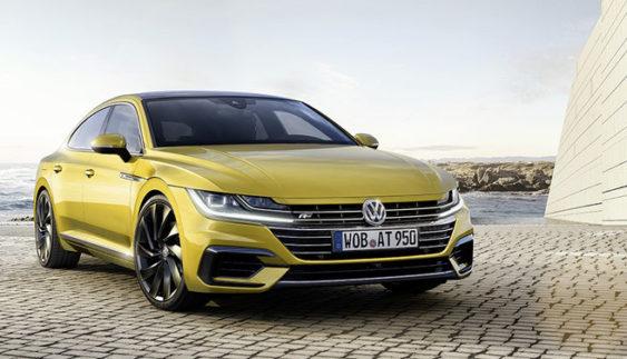 Volkswagen Arteon: перше офіційне відео