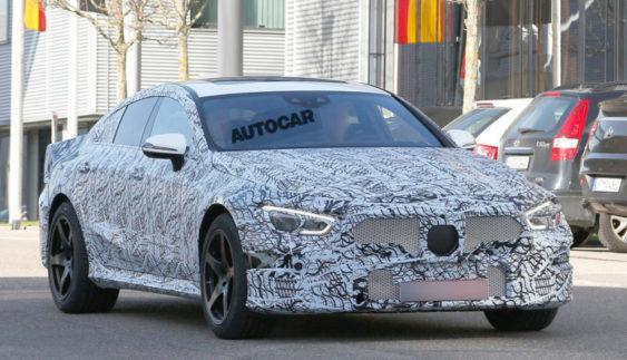 Mercedes готує незвичайний і швидкий автомобіль (Фото)