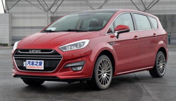 Мінівен від Lifan: дуже схожий на Ford, але дешевший