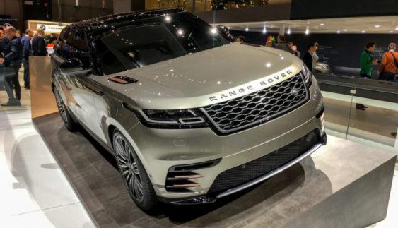 Range Rover здивував новим позашляховиком (Фото)