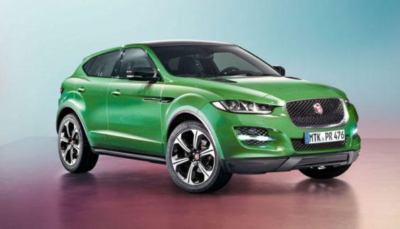 Jaguar готує новий E-Pace