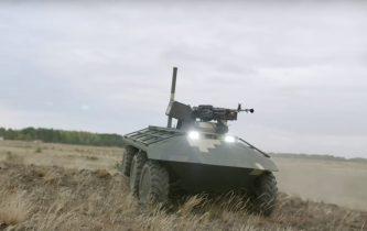 """""""Укроборонпром"""" розширить лінійку безпілотних бронемашин"""