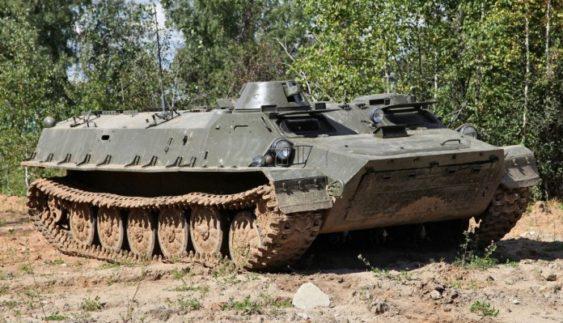 Україна відновить виробництво радянських бронетранспортерів (Фото)