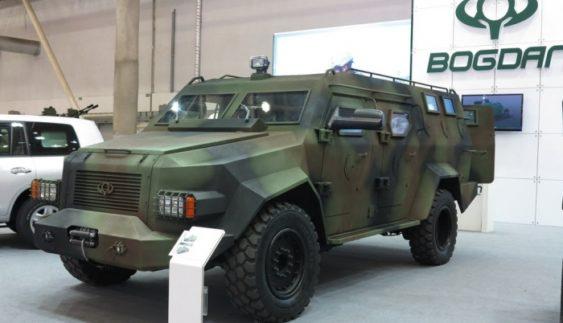 ЗСУ отримають бронеавтомобілі Барс-8 (Фото)
