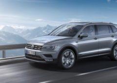 Volkswagen презентував семимісний кросовер Tiguan Allspace (Фото)
