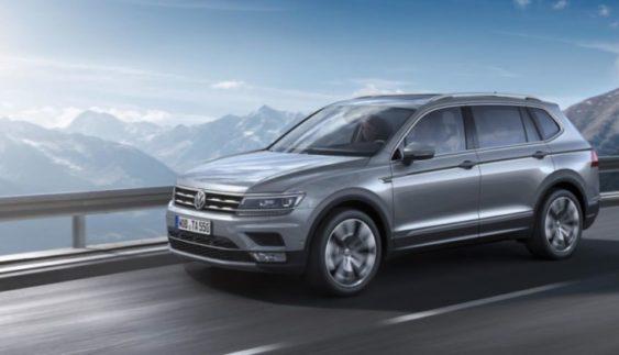 Volkswagen Tiguan отримає новий 2-літровий двигун