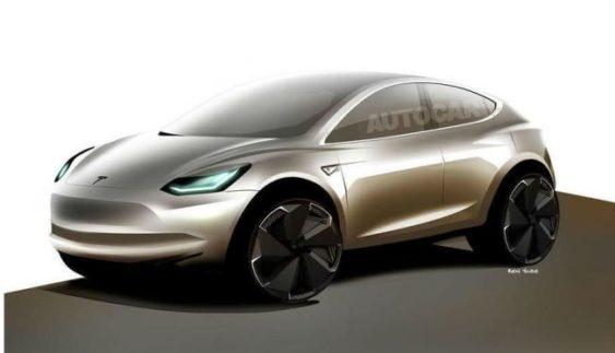 Tesla створить бюджетний кросовер Model Y