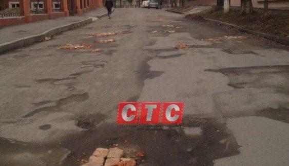 В Україні дороги ремонтують за новою технологією (Фото)